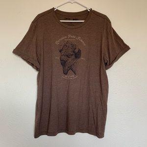 REI National Park T Shirt w/ Artwork by Sam Larson